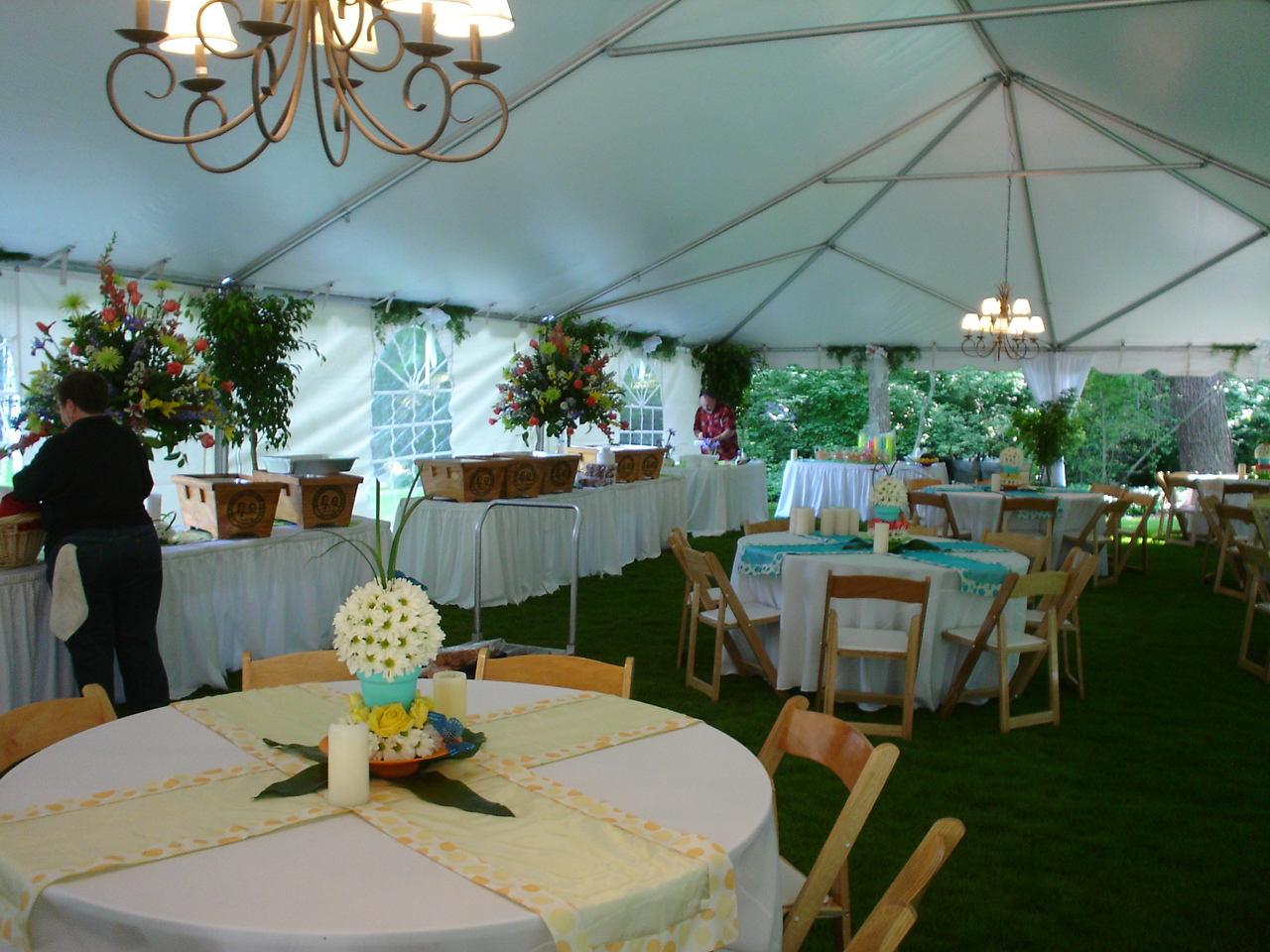 Tents-Unlimited Party Rental-Dallas, Marietta, Rome GA