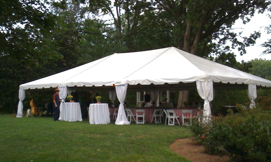 10u0027 x 10u0027 Frame Tent- with 1 leg at each corner. Can be connected to other Frame style tents. & Tents-Unlimited Party Rental-Dallas Marietta Rome GA